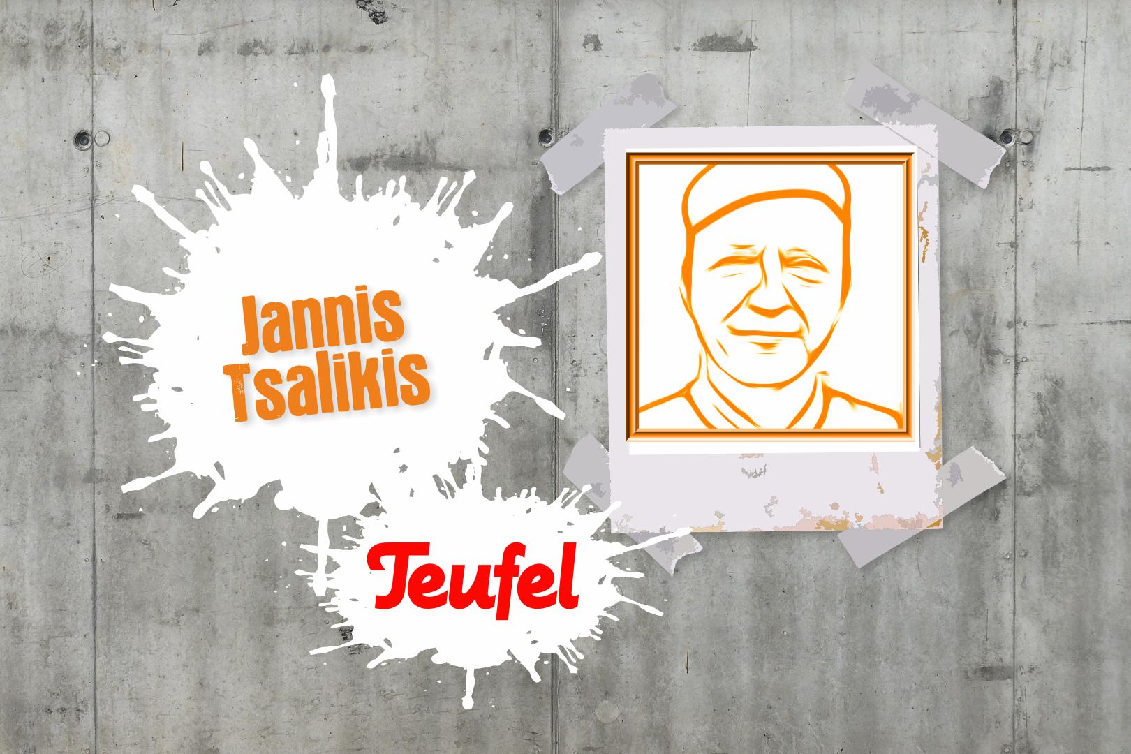 Jannis Tsalikis